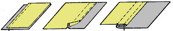 Расход ткани на комплект постельного белья 2